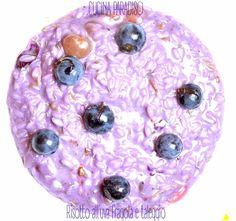 Risotto all'uva fragola e taleggio #cucinaparadiso #risotto #uvafragola #taleggio