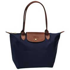 10x10x5,5 inches 125 dollar Tote bag - Le Pliage - Handbags - Longchamp - Taupe - Longchamp United-States