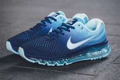 faed23ba8f8 Nike Air Max 2017 (Deep Royal Blue Summit White) - Sneaker Freaker