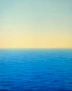 Summer is Here seascape original oil on canvas 20 by MardivaStudio, $348.00