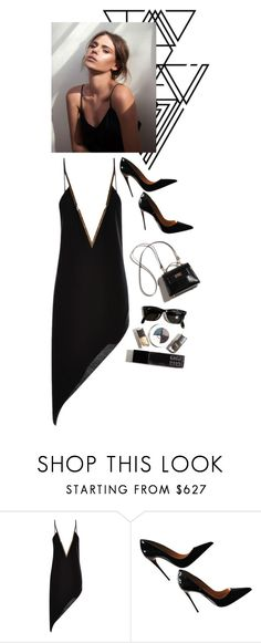 """""""Friday Night Lights - Mrs. Tim Riggins"""" by asmin ❤ liked on Polyvore featuring Anthony Vaccarello and Christian Louboutin"""