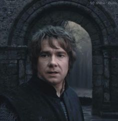 Bilbo. (hehe....all of pinterest is blowing up and the trailer only came out today...-Saphira)