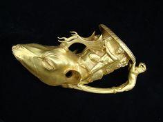 Thracian Gold Treasure from Panagyurishte