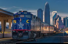 RailPictures.Net Photo: AM 1859 Norfolk Southern EMD SD40 at Charlotte, North Carolina by Stuart McDaniel