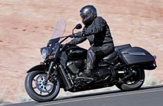 2013 Suzuki Boulevard C90T B.O.S.S. A review of this motorcycle was published in the August 2013 issue of Rider magazine.