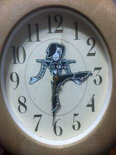 """""""It's show time!""""     Mettaton     Undertale Clock"""