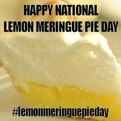 Lemon Meringue Pie, August 15, Day, Food, Meal, Essen, Hoods, Meals, Eten