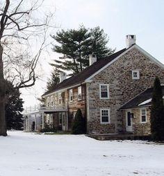 Original 18th Century Stone Farmhouse- PA  Always home to me---  Love PA