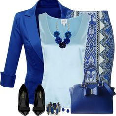 Gessilene Ferreira: Inspiração Fashion - 15 Maneiras de usar Saia Lápis