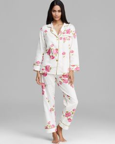 19de2ab31c8 BedHead Classic Pajama Set Women - Sleepwear   Robes - Bloomingdale s