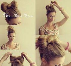bow+bun