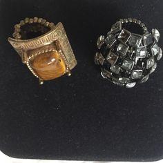 Anillos 2 Bogo 2 piezas Jewelry