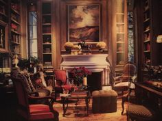 A favorite Faudree room