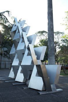 new metal sculpture - Google Search