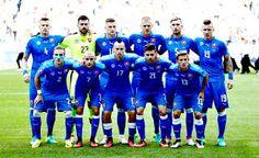 EQUIPOS DE FÚTBOL: SELECCIÓN DE ESLOVAQUIA en la Eurocopa 2016