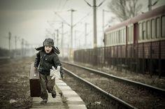 """Stop my train please!"" by Ania Ciolacu - Photo 135675891 - 500px"