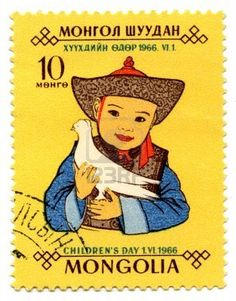 old mongolian stamp More about #stamps: http://sammler.com/stamps/ Mehr über #Briefmarken: http://sammler.com/bm