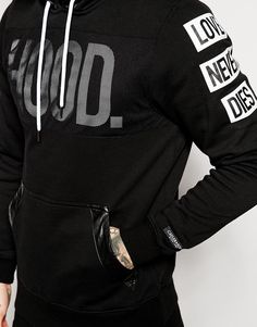 Buy Cayler & Sons Black Label Longline Hoodie at ASOS. With free delivery and return options (Ts&Cs apply), online shopping has never been so easy. Get the latest trends with ASOS now. Casual Wear For Men, Tee Shirt Designs, Personalized T Shirts, T Shirts With Sayings, Casual T Shirts, Fashion Wear, Swagg, Shirt Style, Sweatshirts