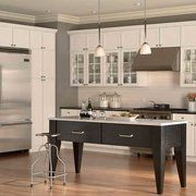 Save more on high quality kitchen Cabinets in Denver Colorado when you visit Cabinets to Go! Kitchen Cabinets Denver, White Shaker Kitchen Cabinets, Custom Kitchen Cabinets, Custom Kitchens, Bathroom Cabinets, Kitchen White, Cupboards, Portable Kitchen Island, Tidy Kitchen