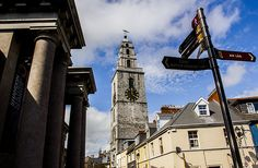 The Bells of Shandon, Cork - Visitors can climb the church tower of Shandon and ring the bells, the most famous attraction in the city.