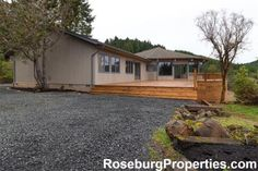 It is time to start living your Oregon dream! 7467 Elkhead Road is a property not easily duplicated – a custom one story home nestled among 105+ acres with scenic views of the valley and foothills. Inside and out, this home is built for entertaining and family function!  #RoseburgORRealEstateForSale #YoncallaORHomeForSale #RoseburgProperties #OregonHomebuyers