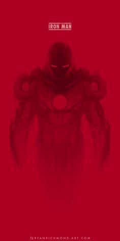 Iron Man by Ryan Richmond
