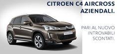 Citroen C4 Aircross Aziendale,