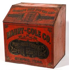 Find & Bid On COFFEE BIN - Now For Sale At Auction
