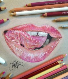 Les dessins hyperréalistes de Jose Vergara