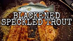 Very simple and delicious recipe. Trout Fillet Recipes, Speckled Trout Recipes, Shrimp Recipes, Fish Recipes, Salmon Fishing, Baked Fish, Crab Cakes