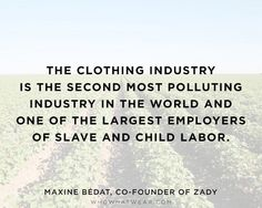 Why It Actually Matters Where Your Clothes Come From Brownie brownie zero waste badge Save Our Earth, Save The Planet, Ethical Clothing, Ethical Fashion, Sustainable Clothing, Sustainable Fashion, Sustainable Living, Sustainable Style, Fast Fashion