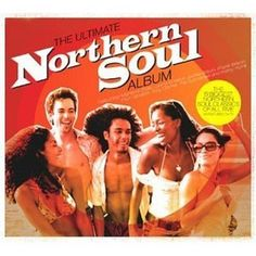 ULTIMATE NORTHERN SOUL ALBUM 2X CD - CDs