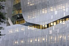 The Cooper Union for the Advancement of Science and Art / Morphosis Architects - one of the great building of all time Mall Facade, Retail Facade, Morphosis Architects, Building Skin, Building Facade, Double Skin, Duplex, Facade Architecture, Parametric Architecture
