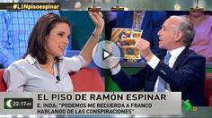 Eduardo Inda: Iglesias Tania Monedero Mayoral Espinar éstos son los PodeJetas