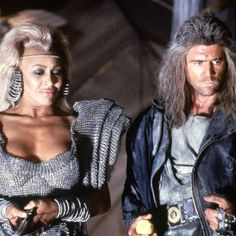 Mel Gibson, Tina Turner in Mad Max Beyond Thunderdome (1985)