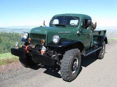 Great Dodge Power Wagon