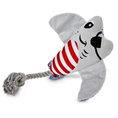 Leaps & Bounds Pirate Sting Ray Dog Toy