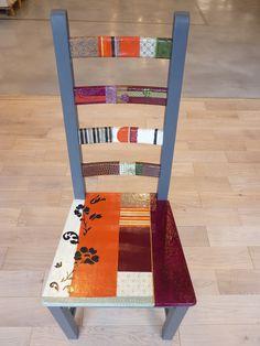 Relooking chaise, Zôdio Avignon
