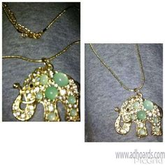 Elephant Necklace For Sale!!