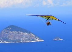 Brazil Hang Gliding - yes, it looks like the picture, amazing experience... highly reccomended