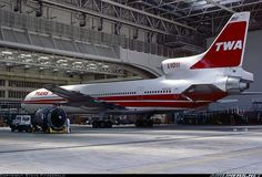Lockheed L-1011-385-1-15 TriStar 100 aircraft - Trans World Airlines