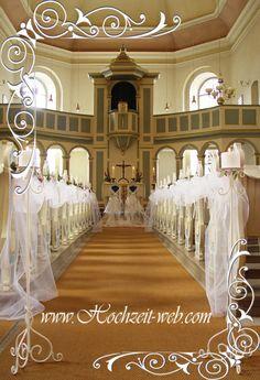 Dekoration Kirche