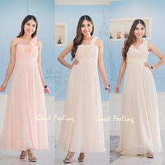 Long Dress for evening event  For more info : http://goodfeelingdress.lnwshop.com/