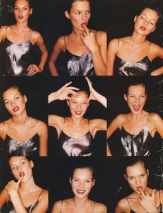 Kate Moss... by Mario Testino (maybe?).