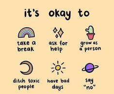 It's okay :) - 9GAG Reminder Quotes, Self Reminder, Words Quotes, Self Quotes, Care Quotes, Daily Reminder, Daily Quotes, Vie Positive, Positive Affirmations