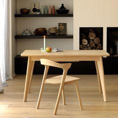 Bok Oak Chair | ETHNICRAFT | DomésticoShop