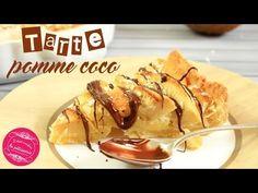 Recette de tarte pomme et noix de coco - Dessert facile et rapide !