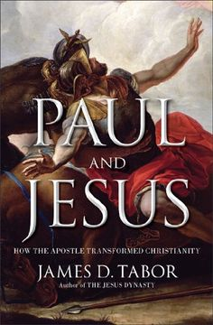 Paul and Jesus: How the Apostle Transformed Christianity by James D. Tabor. Gives us a new and deeper understanding of Paul as it illuminates the fascinating period of history when Christianity was born out of Judaism and became the religion we recognize today. http://www.amazon.com/dp/1439123314/ref=cm_sw_r_pi_dp_gvthwb09NCXKN