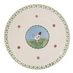 Everyday Plate Hen