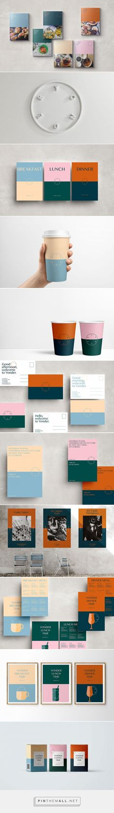 Yonder on Behance... - a grouped images picture - Pin Them All